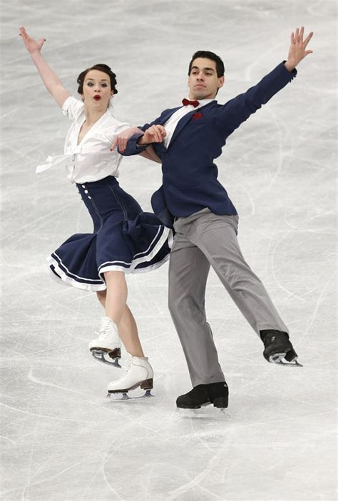 Your Olympic warmup: Figure skating costumes of 2014
